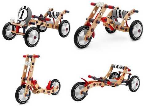 DIY Kids Vehicles