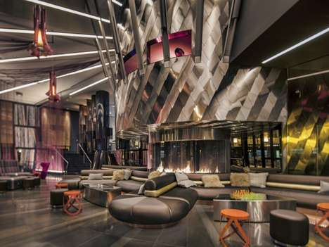 Unconventional Luxury Dwellings