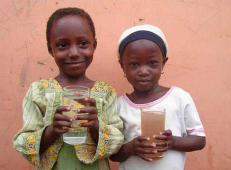 Ceramic Water Filters - Pure Home Water Creates Low-Tech Solution to Water Sanitation
