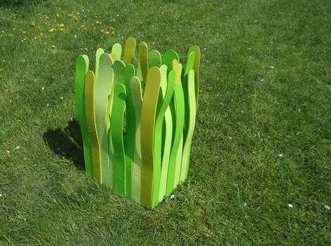 Enlarged Blade Baskets