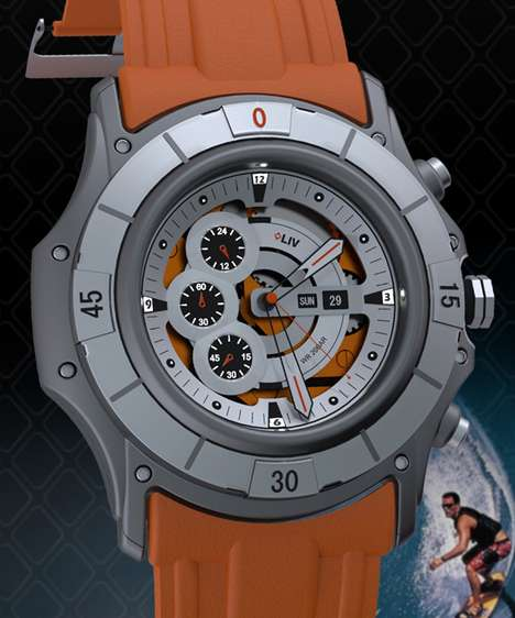 Multifaceted Timepieces