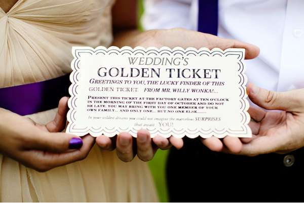 35 Adorable Wedding Invitations