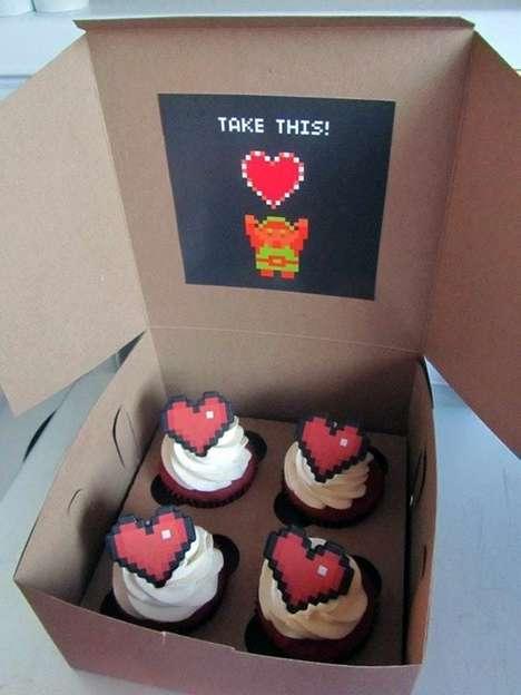 Geeky Gamer Desserts