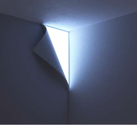 Behind-the-Wall Lamps