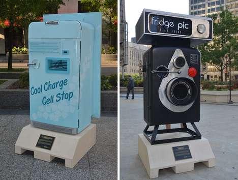 Artistic Appliance Campaigns