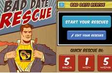 Romance Savior Apps - The eHarmony Bad Date Rescue App is Ingenious