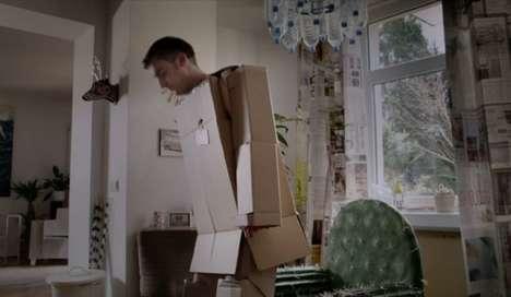 Curious Cardboard Clothing