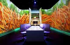 Multi-Sensory Eateries - The UltraViolet Restaurant by Paul Pairet is Modern Luxury Epitomized
