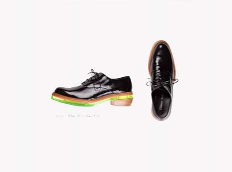 Transparent Shoe Soles