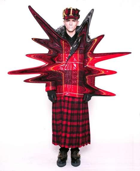 Insanity-Inducing Streetwear