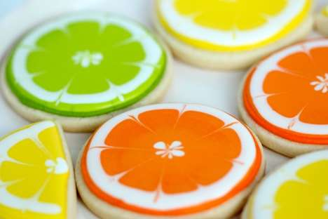 Lip-Puckering Lemon Biscuits - Sweetopia's Citrus Cookies Are Sweetly Styled and Company-Ready