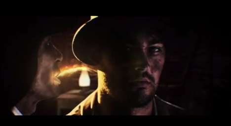 Western Noir Liquor Commercials