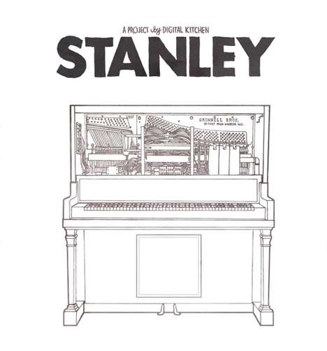 The Digital Kitchen's Stanley Piano Plays Beautifully