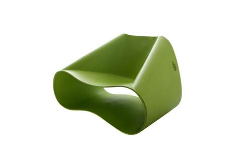 Looping Lounge Chairs - Design Grenade Presents Comfort in Style