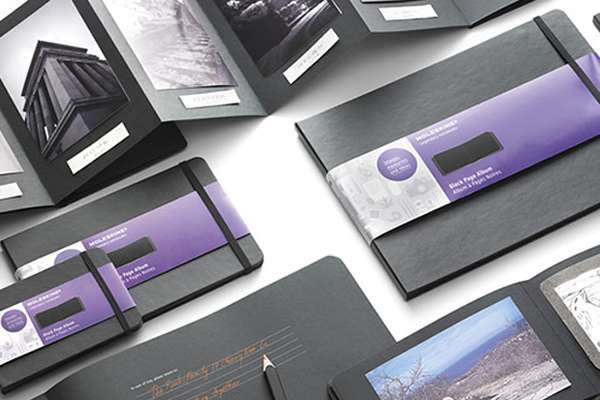 35 Marvelous Moleskin Designs