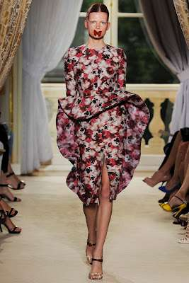 Insect-Laden Runway Shows