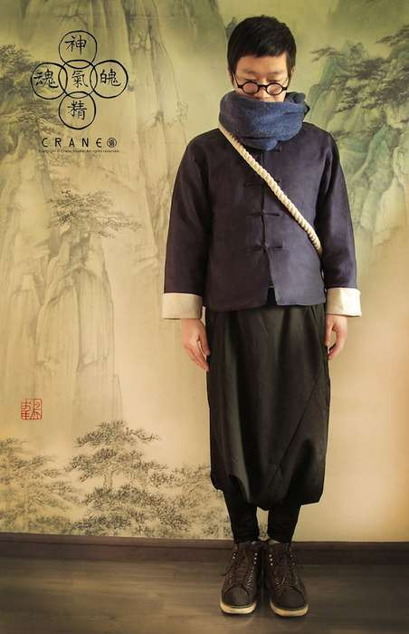 Revived Chinese Fashion