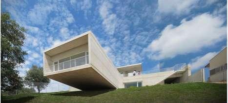 Overhanging Concrete Havens