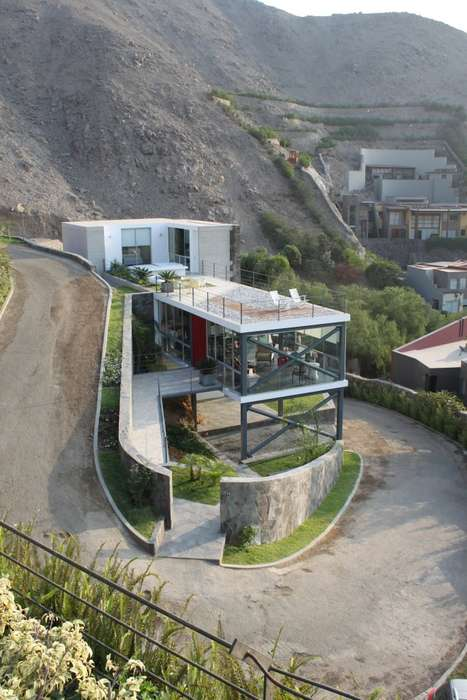The Viewpoint House by 2 8x Arquitectos is Captivating