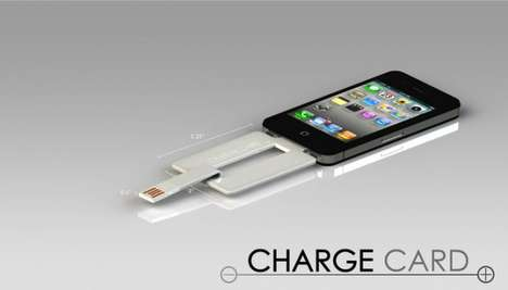 Wallet-Storing Chargers