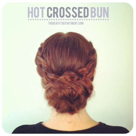 Pastry-Inspired Hair Tutorials