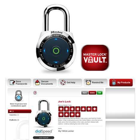 Durable Digital Padlocks