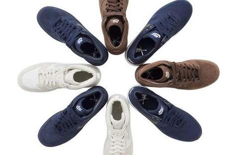 Monochromatic Shoe Sets