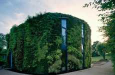 Plant-Covered Camouflaging Havens