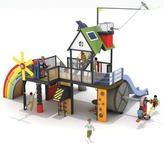 73 Playfully Peculiar Playgrounds