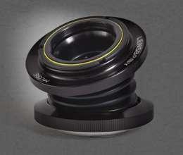 Mountable Instagram-Style Lenses