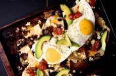 Healthy Tortilla Brunches - Joy the Baker's 'Breakfast Nachos' are a Nutritious Morning Meal