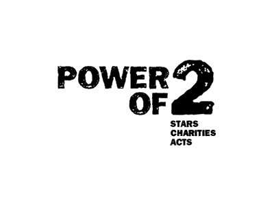 Celebrity-endorsed Charity Campaigns - The Power Of 2 Pits Stars Against Each Other For Good Causes