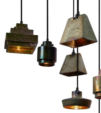 The Tom Dixon 'Lustre Pendants' Shine a Light on History