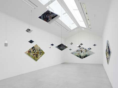 Eathquake-Inspired Exhibits