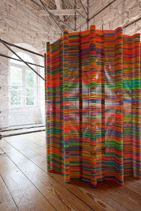 Colorful Hanger Screens