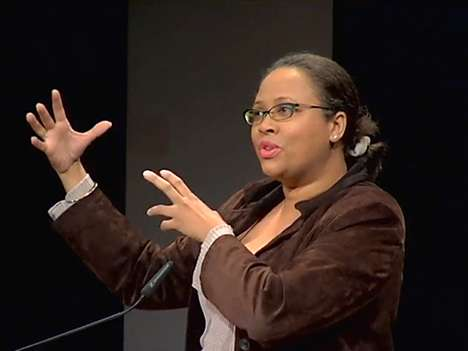 Cheryl Dorsey Delivers a Social Change Keynote