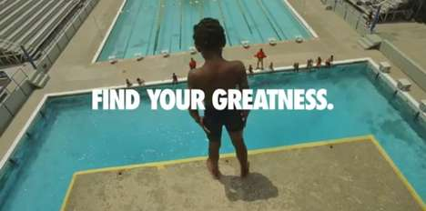 The Nike 'Find Your Greatness' Commercial is Empowering
