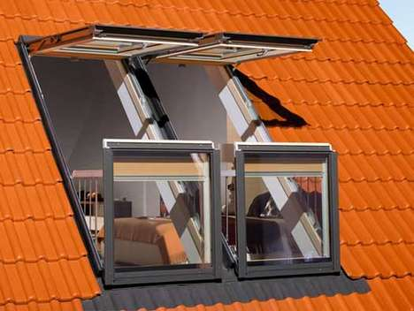Pop-Up Patio Systems