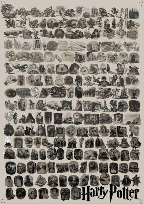 Sorcerer-Inspired Prints