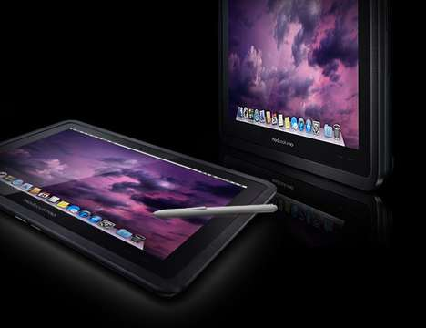 Robust Drawing Tablets - The Modbook Pro is a True All-In-One Device