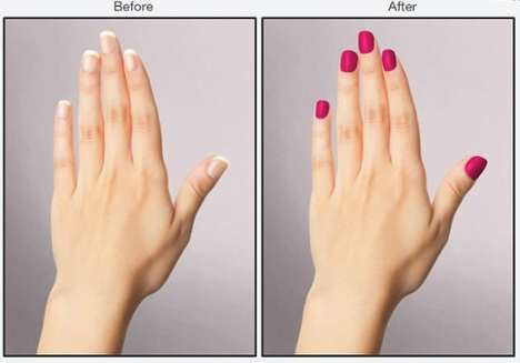 Virtual Manicure Tools
