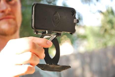Shake-Free Smartphone Holders