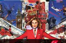 Business Tycoon Tour Apps - Virgin Atlantic London City Guide Includes Richard Branson's Top Places