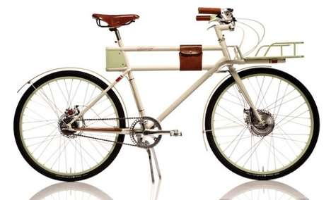 Antique Electric Bikes