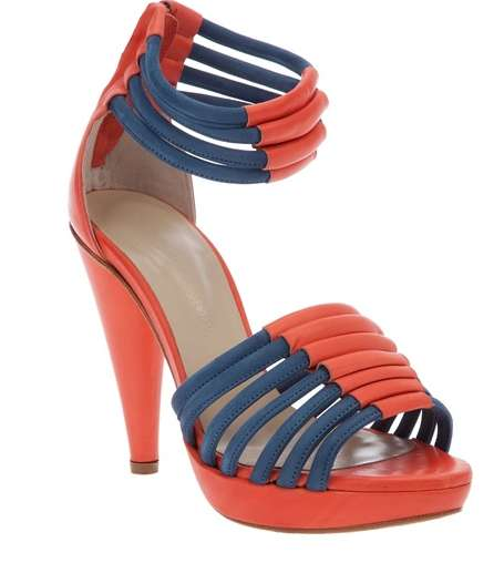 Designer Olympic High Heels