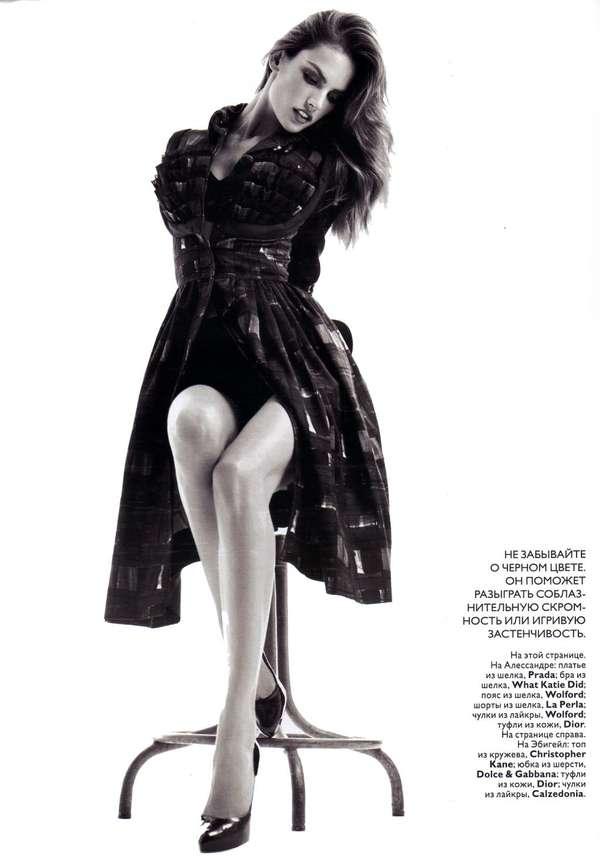 45 Hot Alessandra Ambrosio Lookbooks