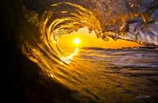Bewitching Wave Photography