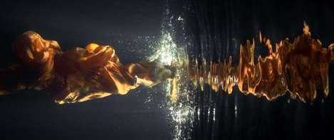 Submerged Fashion Films