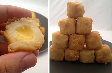 Creamy Fried Festive Bites