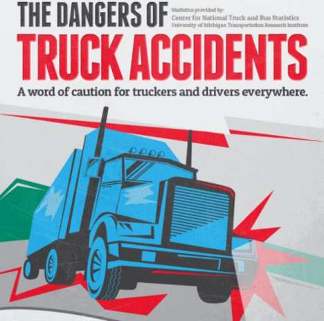 Trucker Safety Infographics